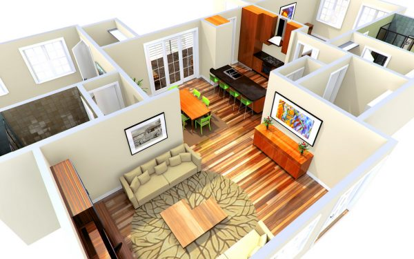 Importance of residential interior design